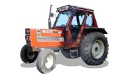 Hesston 70-90 tractor photo