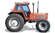 Hesston 140-90 tractor photo