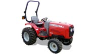 Massey Ferguson 1529 tractor photo