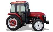 Jinma 604 tractor photo