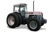 White 195 tractor photo