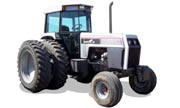White 145 tractor photo