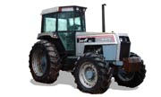 White Workhorse 125 tractor photo
