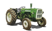 Oliver 1250 tractor photo