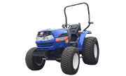 Iseki TG5390 tractor photo