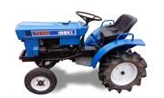 Iseki TX1000 tractor photo