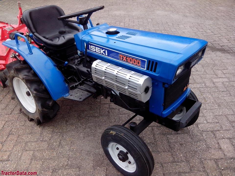 Iseki TX1000