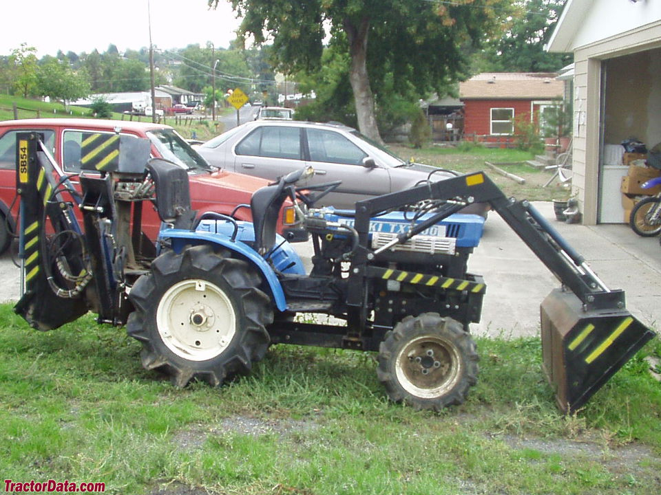 iseki tx1300 tractor photos information. Black Bedroom Furniture Sets. Home Design Ideas
