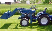 Iseki TX1210 tractor photo