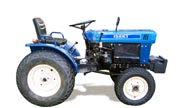 Iseki TX1410 tractor photo
