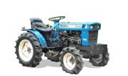 Iseki TX1510 tractor photo