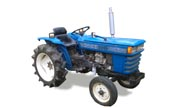 Iseki TS1610 tractor photo