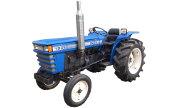 Iseki TS2810 tractor photo