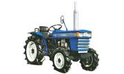 Iseki TS2202 tractor photo