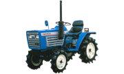 Iseki TU1400 tractor photo