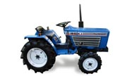 Iseki TU1500 tractor photo