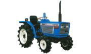 Iseki TU1700 tractor photo