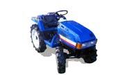 Iseki TU165 tractor photo