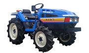 Iseki TU205 Landhope tractor photo
