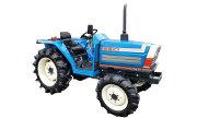 Iseki TA230 tractor photo