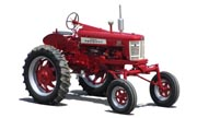 Farmall 350 Hi-Clear tractor photo