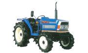 Iseki TA320 tractor photo