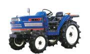 Iseki TA267 tractor photo