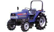 Iseki TK33F tractor photo