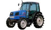 Iseki TR63 tractor photo
