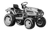 Iseki TU320 tractor photo
