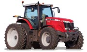 Massey Ferguson 8680 tractor photo