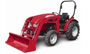 Mahindra 2525 tractor photo
