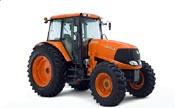 Kubota M126X tractor photo