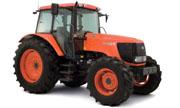 Kubota M128X tractor photo