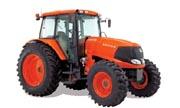 Kubota M135X tractor photo