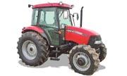 CaseIH JX80 tractor photo