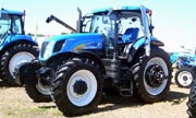 New Holland T7070 tractor photo