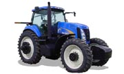 New Holland T8050 tractor photo