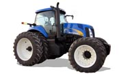 New Holland TG275 tractor photo