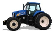 New Holland TG305 tractor photo