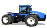 New Holland TJ380 tractor photo