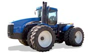 New Holland TJ430 tractor photo