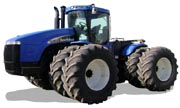 New Holland TJ480 tractor photo