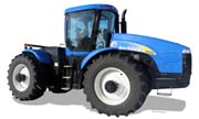 New Holland T9020 tractor photo