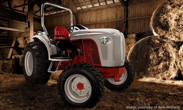 8n Tractor Specifications : Tractordata new holland boomer n tractor photos