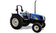 New Holland T5060 tractor photo