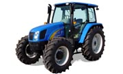 New Holland T5070 tractor photo