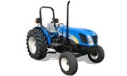 New Holland T4020 tractor photo