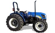 New Holland T4040 tractor photo