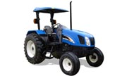 New Holland TL80A tractor photo